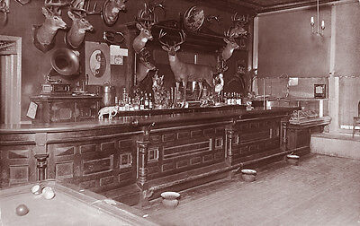 American Saloons, Pre-Prohibition Photographs, Hardbound, First Edition 2