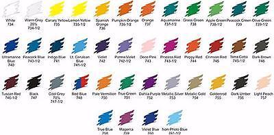 Prismacolor Verithin Colored Pencil 743 USA Made 2447 - 12PC Deco Pink