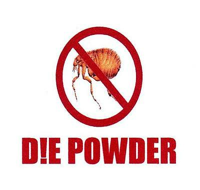 D!E POWDER DIATOMACEOUS EARTH 100g Bag ORGANIC WORMER/RED MITE/FLEA/LICE/LOUSE 11