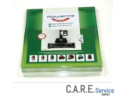 Rowenta Turbo Spazzola Grande Maxi Turbo Spazzola Con Attacco Lock System 2