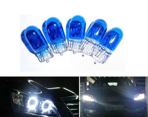 10 stück led-lampe Quelle T10 W5W 194 Blau 5W 8000K Xenon halogenbirne für Auto