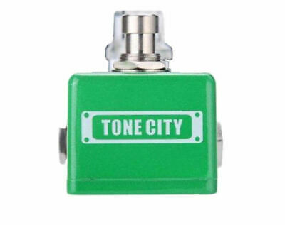 Tone City Tape Machine Delay Guitar Effect Compact Foot Pedal New 3