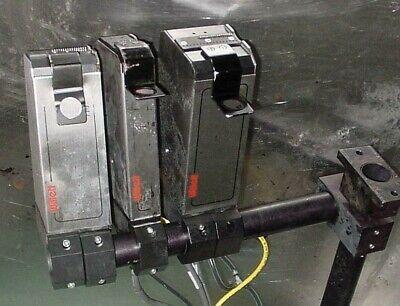Willett model 370 inkjet printer Marsh environmental cabinet with ink used 2