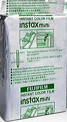 50 Prints Fujifilm Instax Mini Instant Film for 8-9 and all Fuji Mini Cameras