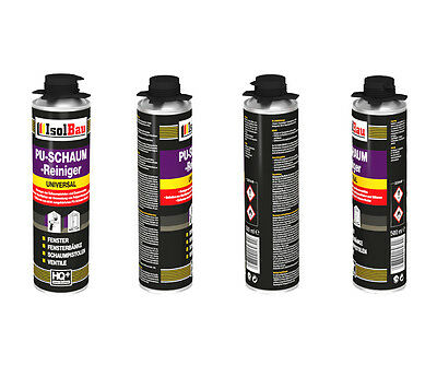Dämmstoffkleber  Klebeschaum Perimeterkleber PU  Reiniger Qualität SELBSTSELEKT 2