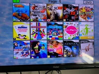 CONSOLE NINTENDO Wii usb loader gx +140GIOCHI +ACCESSORI Just Dance 2020 Mario 7