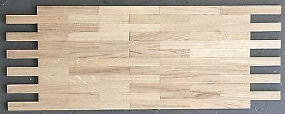 mosaikparkett eiche natur englischer verband massivparkett eine verlegeeinheit eur 4 00. Black Bedroom Furniture Sets. Home Design Ideas