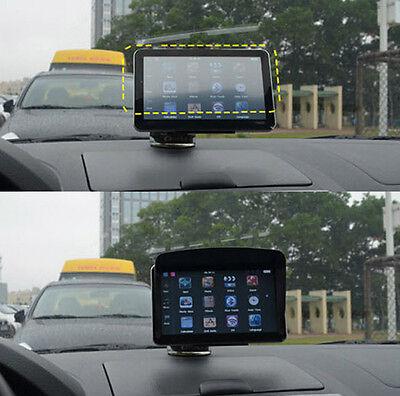 "Sun Shade Anti Glare Visor For 4.3"" 5"" 7"" Inch Gps Sat Nav Screen Shield Frame 2"