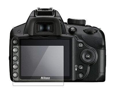 9H Tempered Glass Screen Protector Nikon D3400 D3300 D3200 D3100 Camera