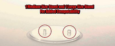 Pack Of 10 Alpha Collectibles Display Stands Fits Most Funko Pops! 2