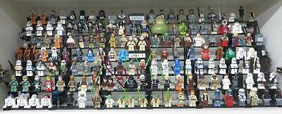 LEGO Star Wars Figuren Sammlung über 900 verschiedene Figuren zum Auswählen  NEU 5