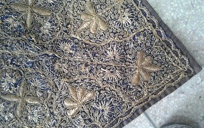Antique Turkish Hand Made Textile 100- 150 Years Old 4