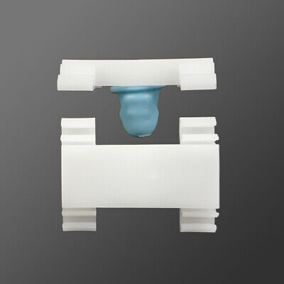50 High Quality Door Fender Moulding Clip Retainer With Boot Cap For BMW E38 E39
