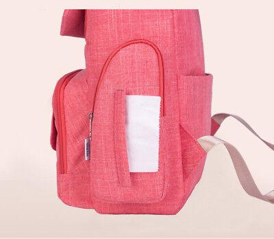 DISNEY Mickey Minnie Baby Maternal Stroller Maternity Nappy Bag 8
