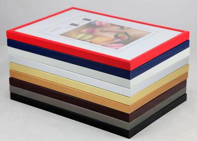 Ideal Life Kunststoff Bilderrahmen 10x15 cm bis 50x70 cm Bilder Foto Rahmen 3