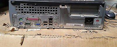 1GB RAM HP Compaq D530 SFF PC Intel Pentium 4 2.4Ghz 40 GB HDD Win XP pro