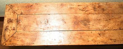 Antique Chinese Ming Bench (3273), Cypress Wood, Circa 1800-1849 7