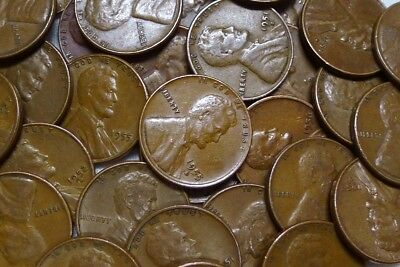 54 Coins Total Estate Lot! Silver, Wwii, Indian And More!! Great Price!!