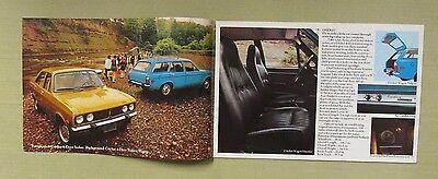 vintage original 1973 chrysler plymouth brochure mancini motors sunnyvale ca 47 40 picclick picclick