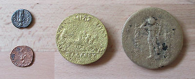 Collection of Roman and Bactrian Coins (x29) - Roman Empire 4
