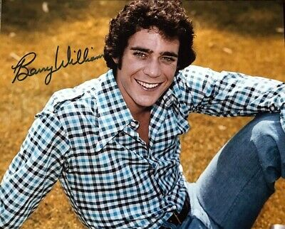 Welcome to BARRY WILLIAMS DIRECT! 8x10 PHOTO #4 SIGNED TO YOU! * THE BRADY BUNCH 2