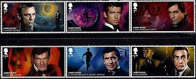 James Bond 2020 Mint Presentation Pack 583 Stamps Sheet Prestige & Retail Books 2