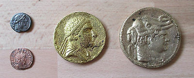 Collection of Roman and Bactrian Coins (x29) - Roman Empire 3