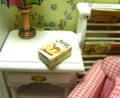 2pcs Dollhouse Miniature 1:12 Cigarette Tobacco Pack Model Bar Room Store Decor 6