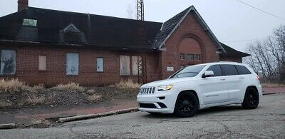 2011-2015 Jeep Grand Cherokee Lowering Kit for Quadralift System