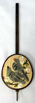 Cuckoo Clock pendulum for 8 day fancy set of 1 for project