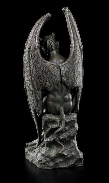 Lucifer Figur - Satan - Teufel Statue Devil Luzifer 3