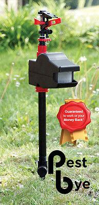 PestBye Water Jet Spray Repeller Cat Heron Bird Fox Squirrel Repellent Deterrent 6