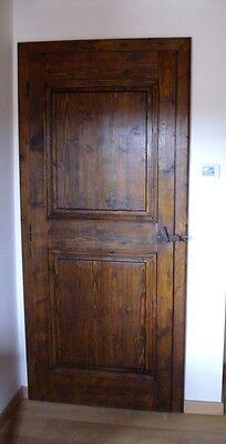 Porte Su Misura In Legno Antico Rustiche E Laccate Porte Di Casa