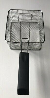 Commercial Large Chip Fryer 19 Litre tank  Electric Single Basket Deep Fat Fryer 4