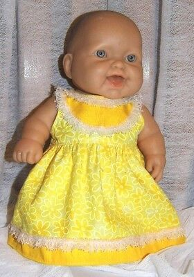 "NG Creations Sewing Pattern #1 fits 5/"" Berenguer Baby Dolls Lots To Love"