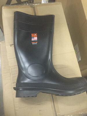 d84bce63ec9 SFC PRO MEN'S Size 12 Med Heavy Duty Work Boot Steel Toe/Waterproof/EH  Rated NEW