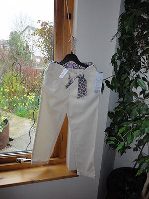 Gorgeous Trousers from F&F and Top from Young Dimension New with tags,Size 5-6 y 8