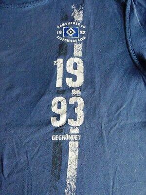 """HSV  Kinder T-Shirt  /""""Sverre/""""  Gr 104-164  grau  Hamburger SV"""