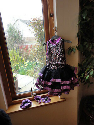 Gorgeous  Ballet/Tap Outfit from Revolution,Size 3-5 yo 6
