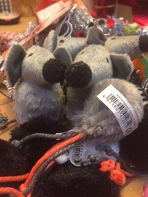 New Bulk Buy Cat Kitten Toys Rod Fur Mice Bells Balls  Catnip 10  items BARGAIN 11