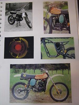 Clippings + photos Montesa 125 / 250 / 360cc (jaren 70 / 80 GER/ESP/NED) 3