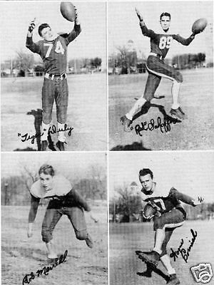 1945 Kansas City MO Central High School Yearbook~Photos~History~Football~WWII 3