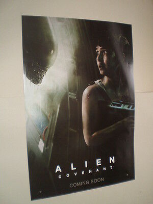 Alien Covenant 2017 Movie wall Poster 36x24 inches 008