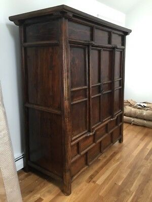 18th Century Chinese Armoire