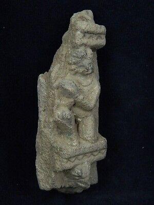 Ancient Stone Figure Gandhara/Gandharan 100 AD #SG4603 2