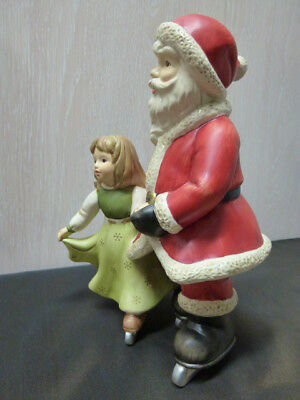 Nikolaus Weihnachtsmann Stern Christmas Weihnachten Figur Goldbach NEU+OVP