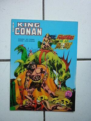 Artima Color Marvel / Conan / L Antre De La Mort  / 1984 2