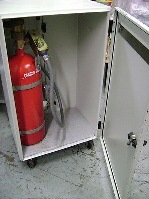 2783 Chemical Delivery System & 25lbs. Kidde Fenwal CO(2) Cylinder 2