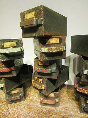 Industrial Storage Cabinet Box/Drawers 3