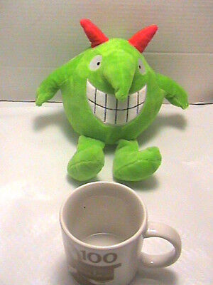 Stuffed Just For Laughs Plush Mascot Victor Great Collectible = Disolved Company 4